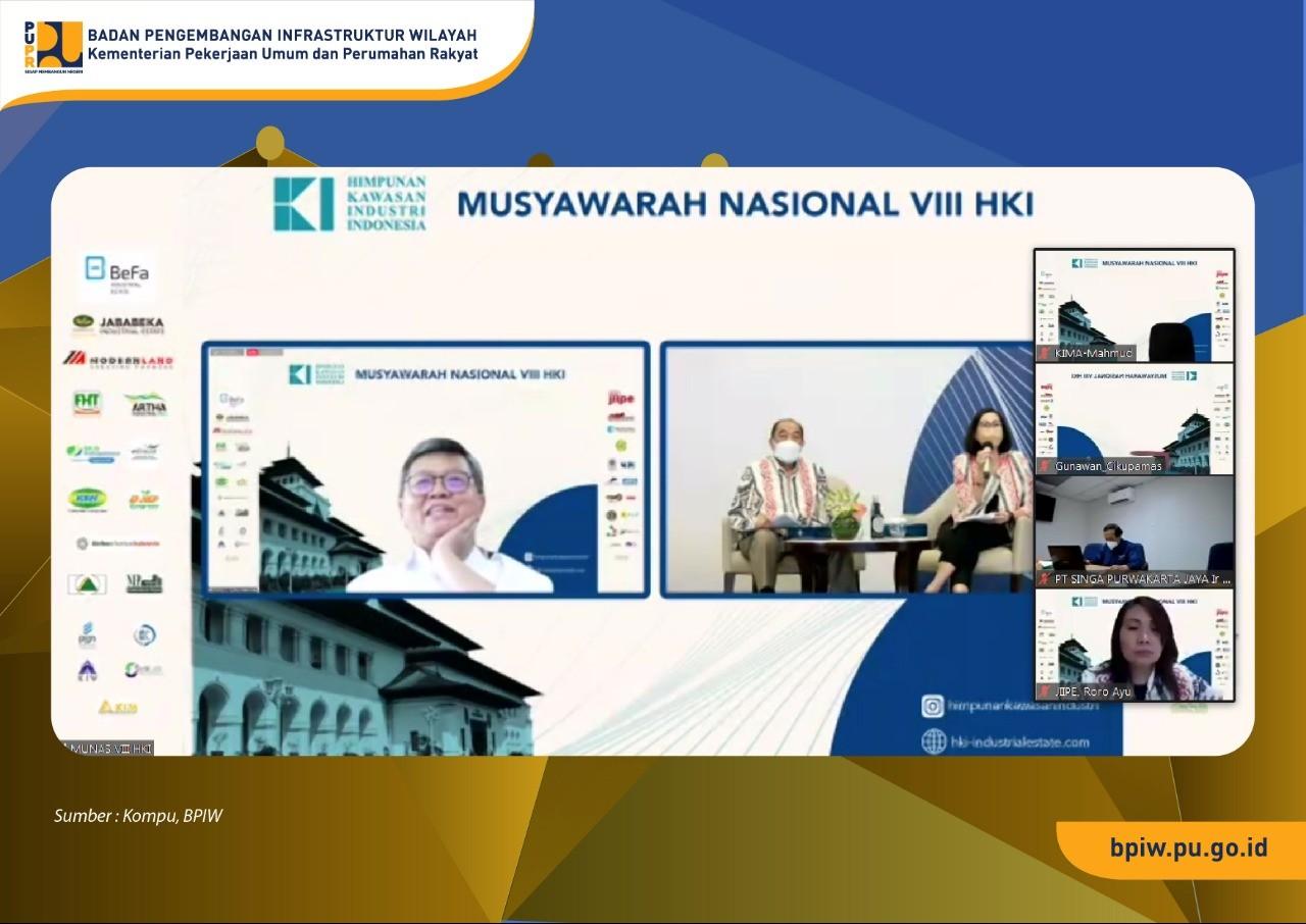 Tiga Major Projects Butuh Dukungan Infrastruktur PUPR dalam Pengembangan Kawasan Industri di Indonesia