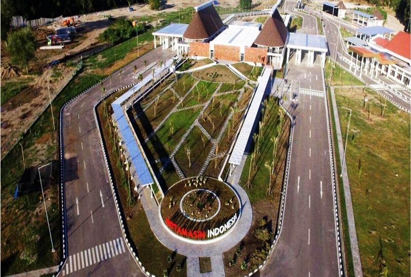 Kembangkan Infrastruktur Terpadu, Kementerian PUPR Perkuat Kawasan Perbatasan