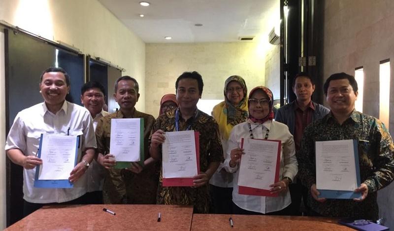 Lima Kementerian Lakukan Kesepakatan Pembagian Kewenangan Penyusunan KPPN