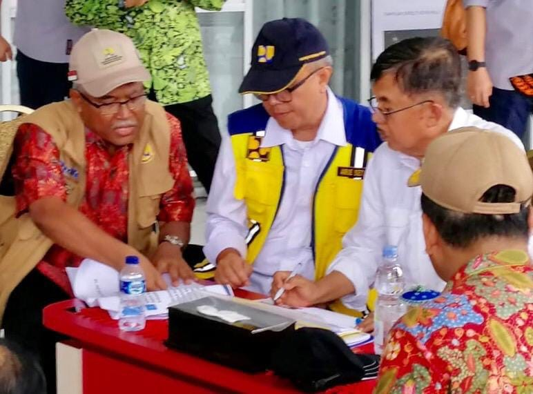 Kementerian PUPR Siapkan Rencana Detail Relokasi Hunian Penduduk Pasca Gempa di Palu-Donggala
