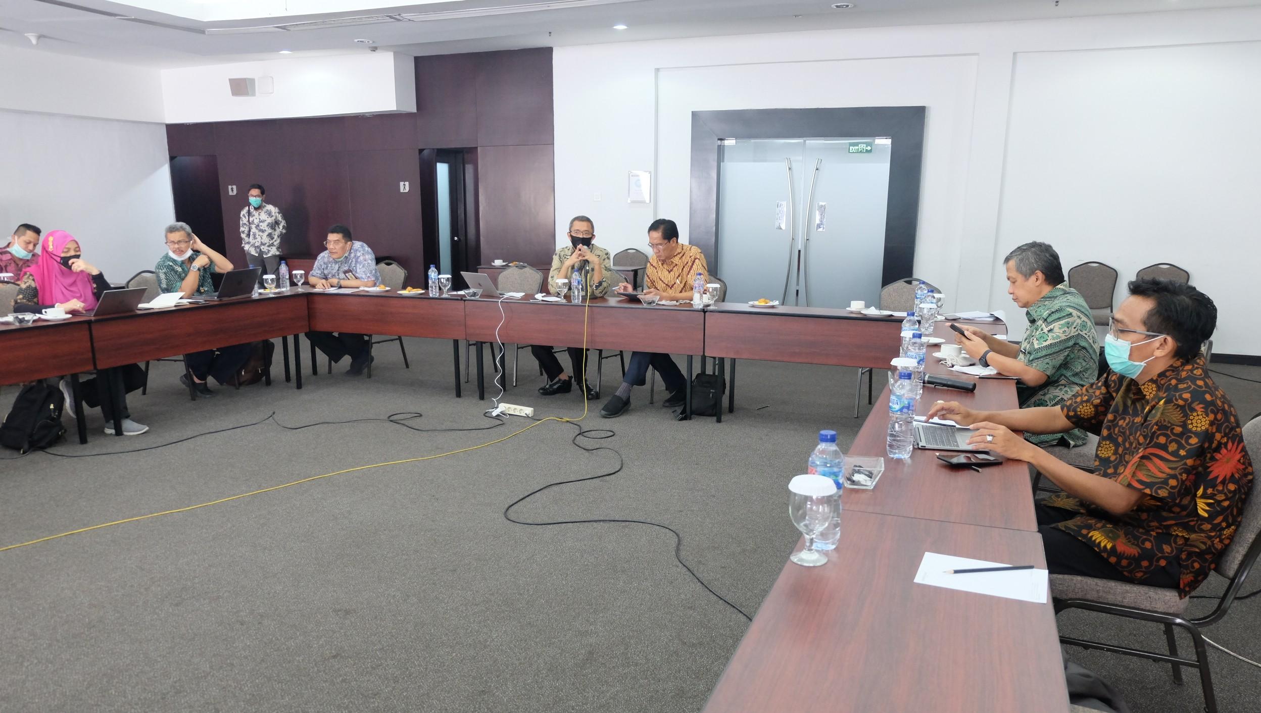 BPIW Gelar Finalisasi Renstra Kementerian PUPR 2020-2024