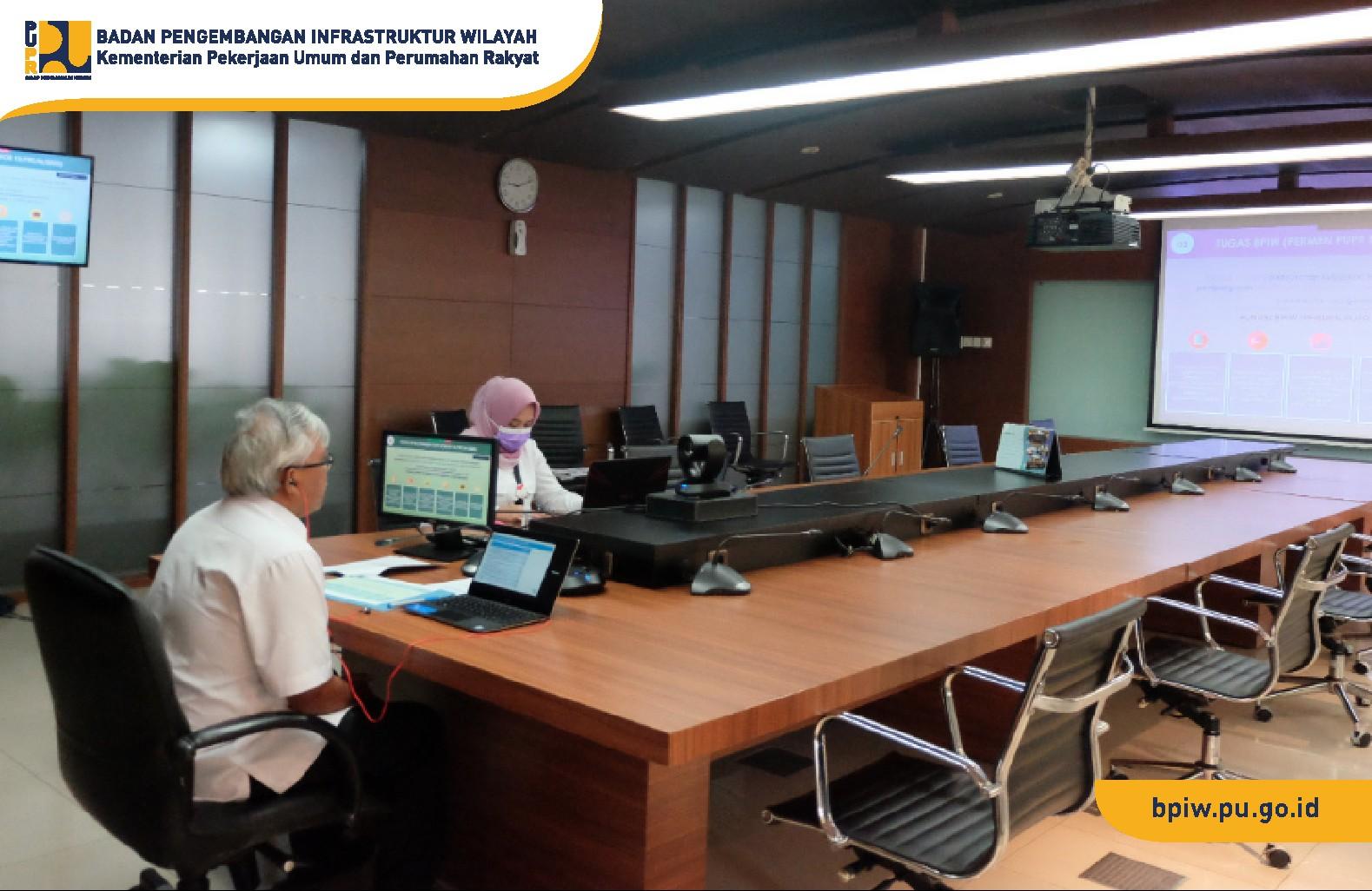 Evaluasi P3TB, Kementerian PUPR Telah Susun Tiga ITMP