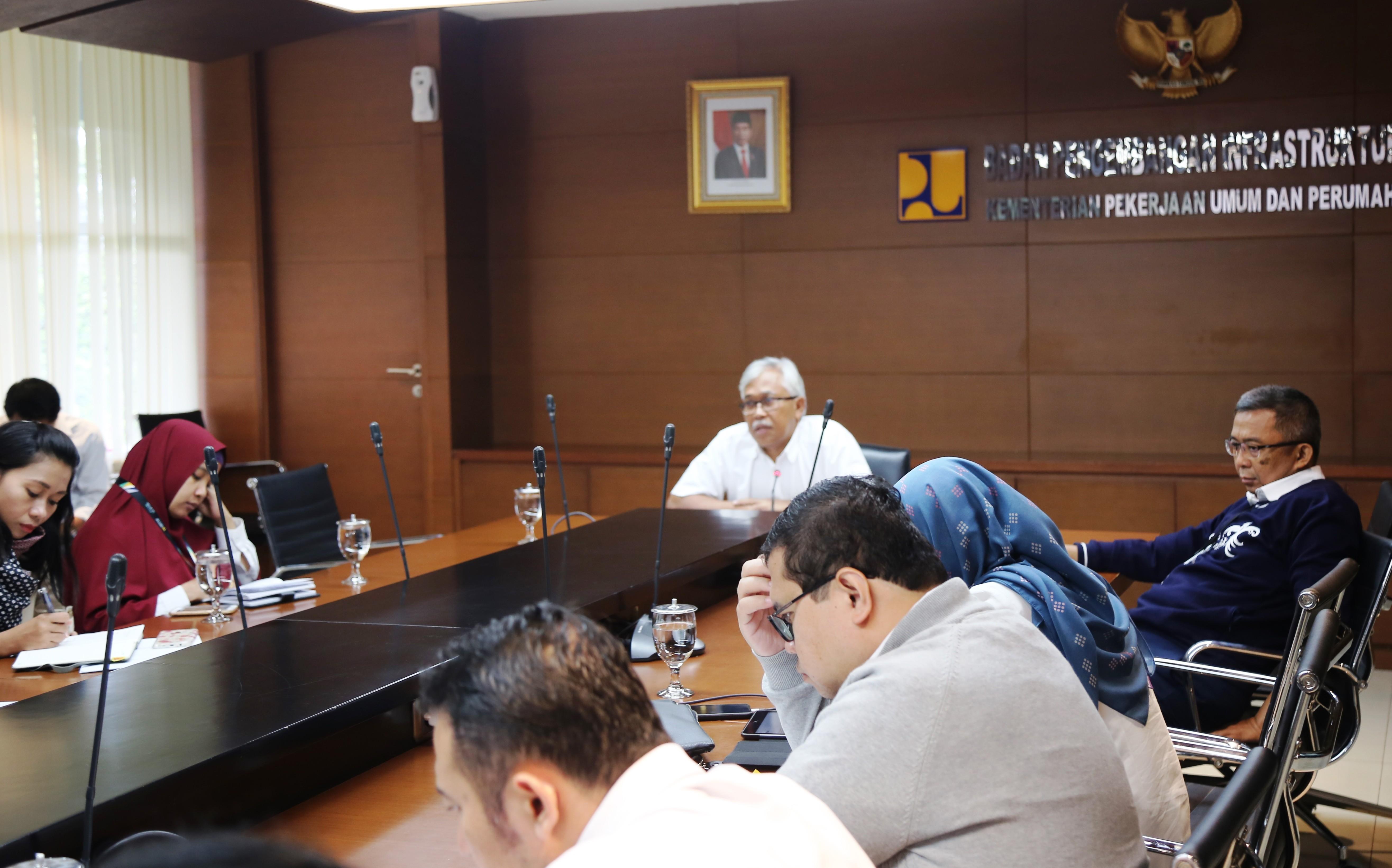Tingkatkan Kinerja Organisasi, BPIW Tajamkan Program dan Kegiatan 2020