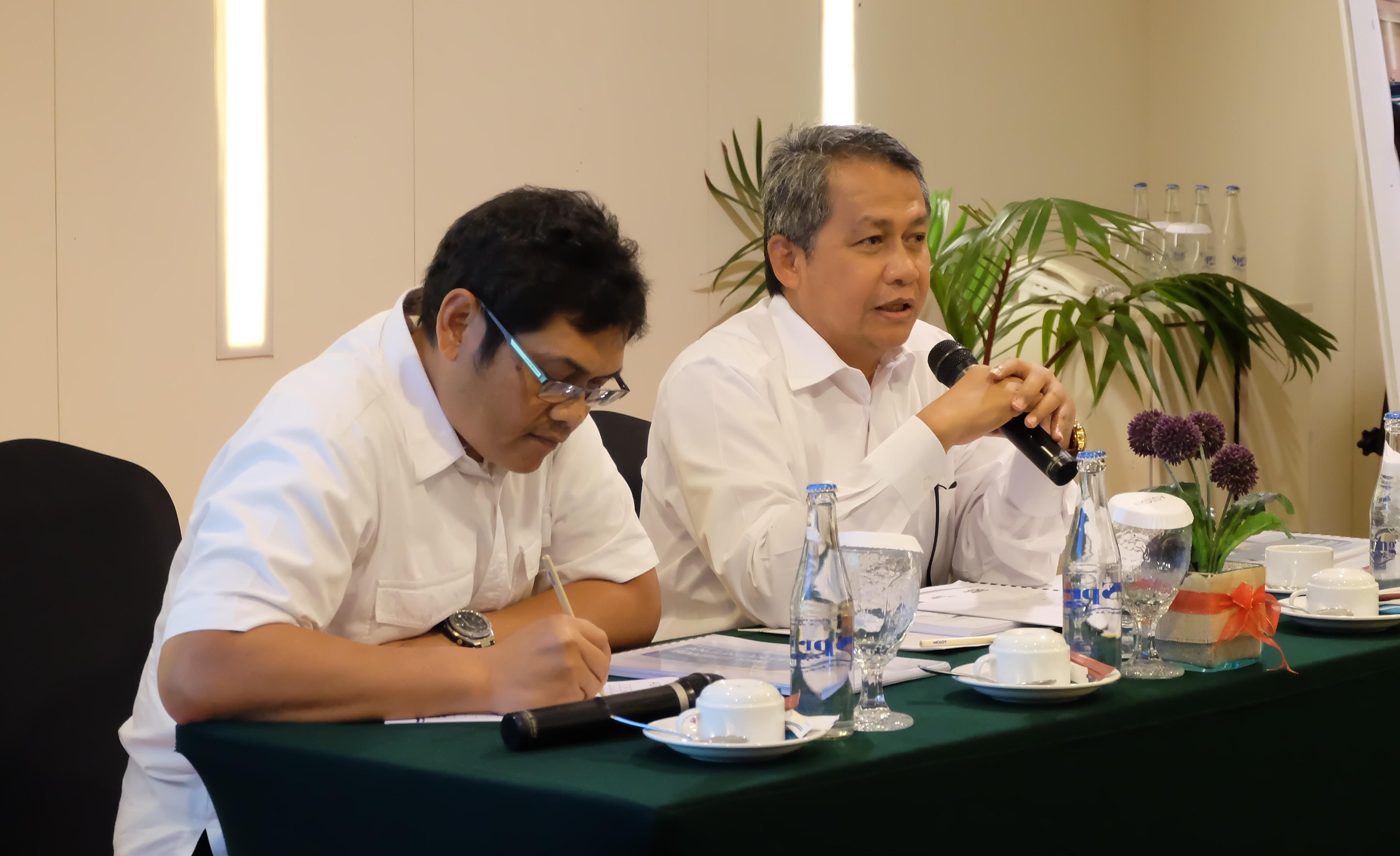 BPIW Matangkan Persiapan Pengelolaan Integrated Rest Area Rambut Siwi
