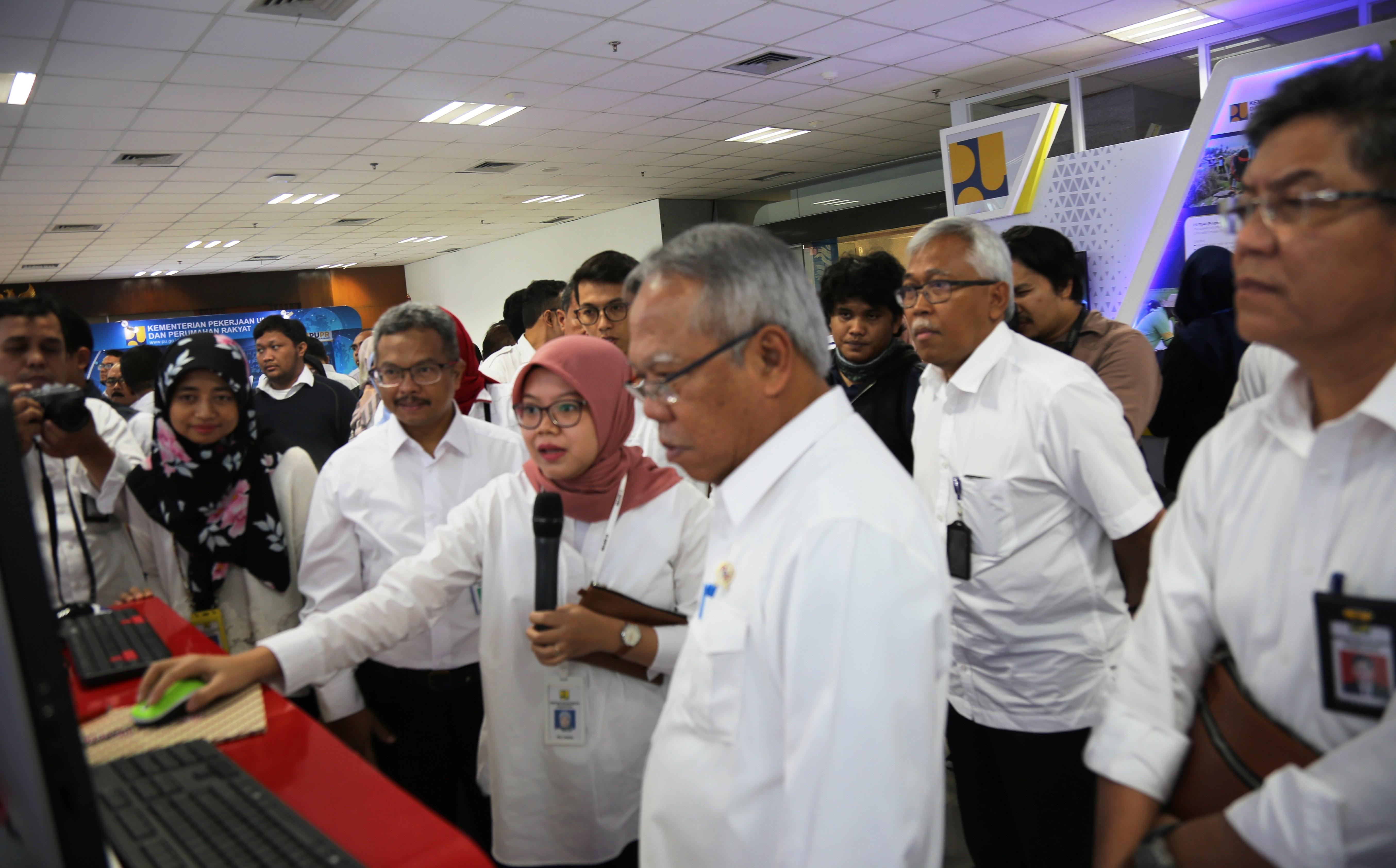 BPIW Berpartisipasi dalam PUPR 4.0 Expo