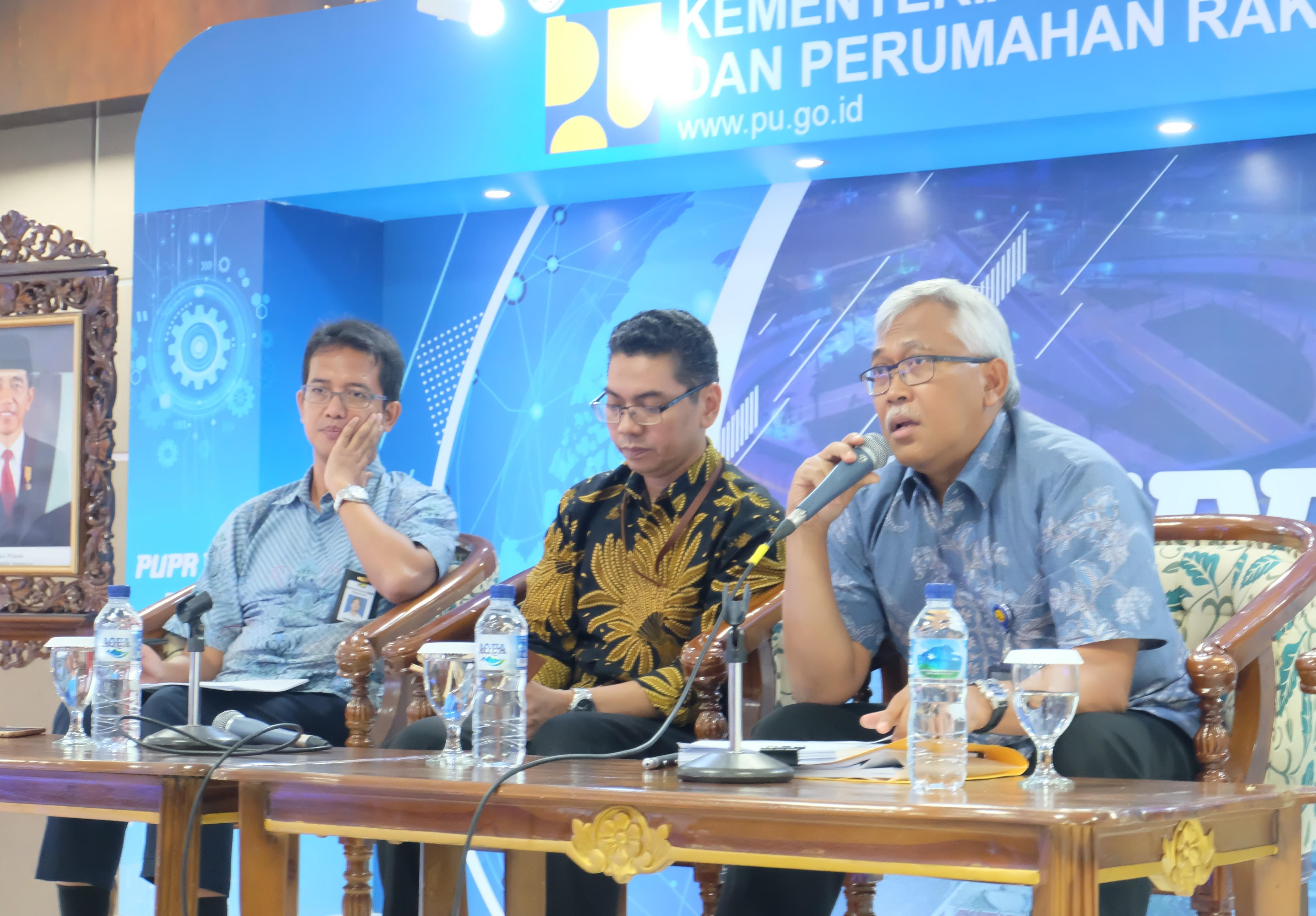 Pengembangan Infrastruktur PUPR Lebih Fokus Dukung Empat KSPN