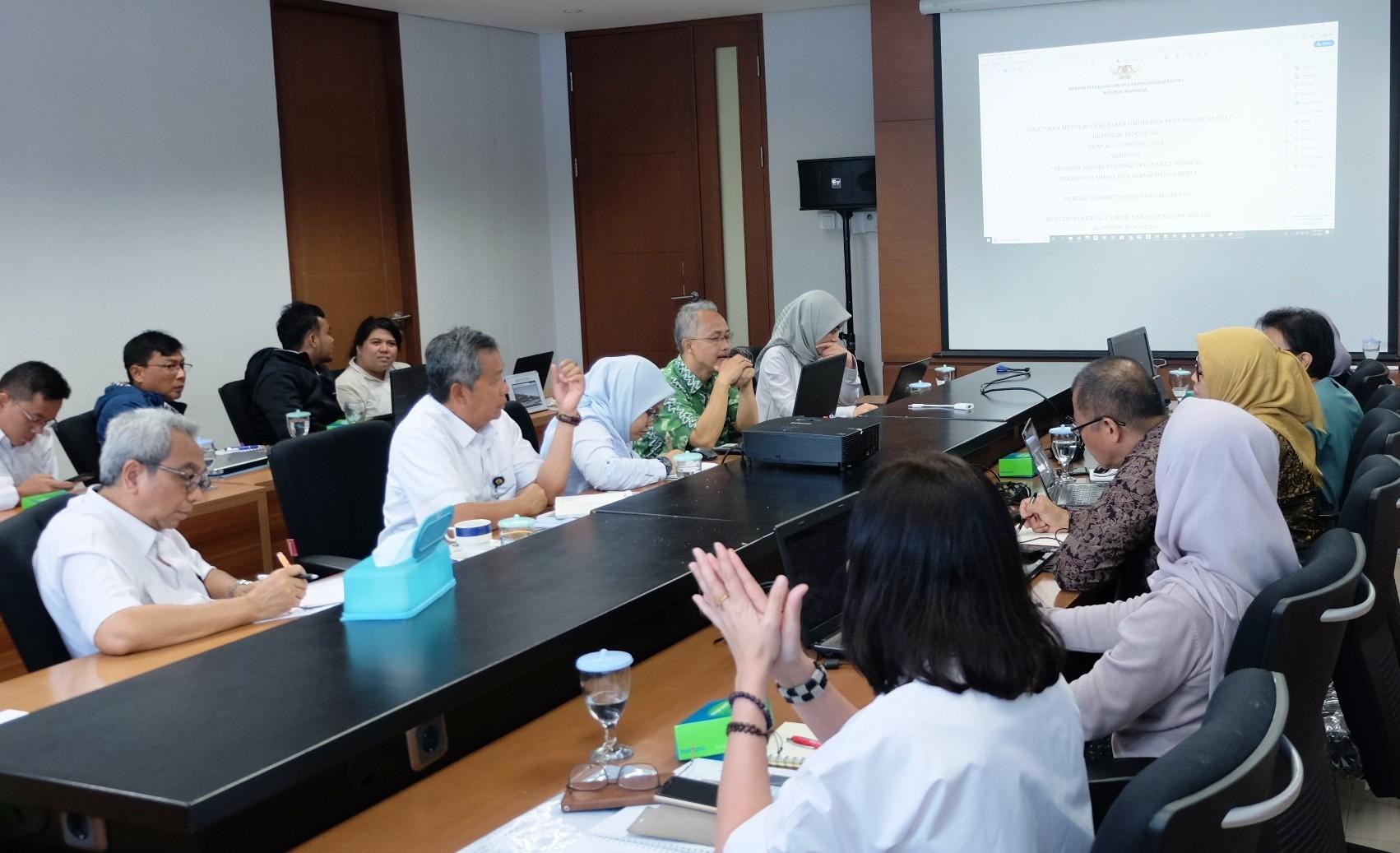 Kementerian PUPR Dukung Pengembangan Infrastruktur Air Bersih dan Sanitasi di KSPN Prioritas