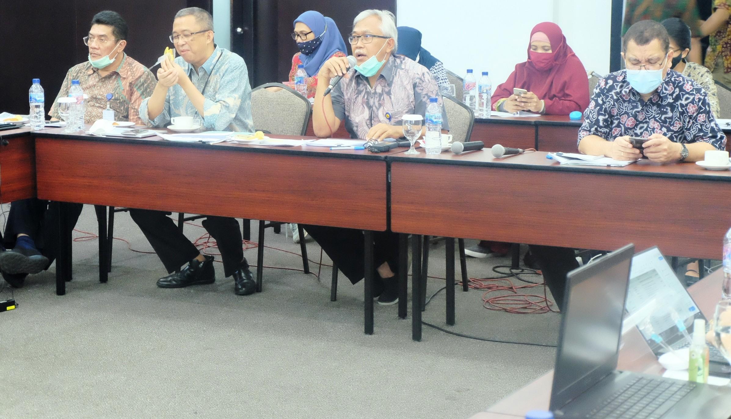 BPIW Susun Kerangka Acuan Kerja dan Rencana Anggaran Biaya 2021