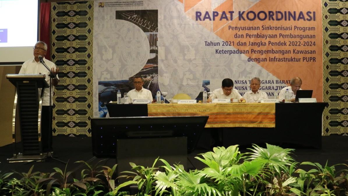 BPIW Libatkan Seluruh Provinsi Susun Usulan Subtansi RPJMN 2020-2024