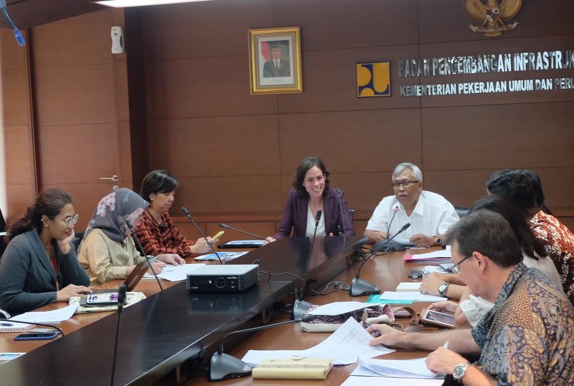 Bank Dunia Apresiasi Pemerintah RI untuk Perkembangan ITDP