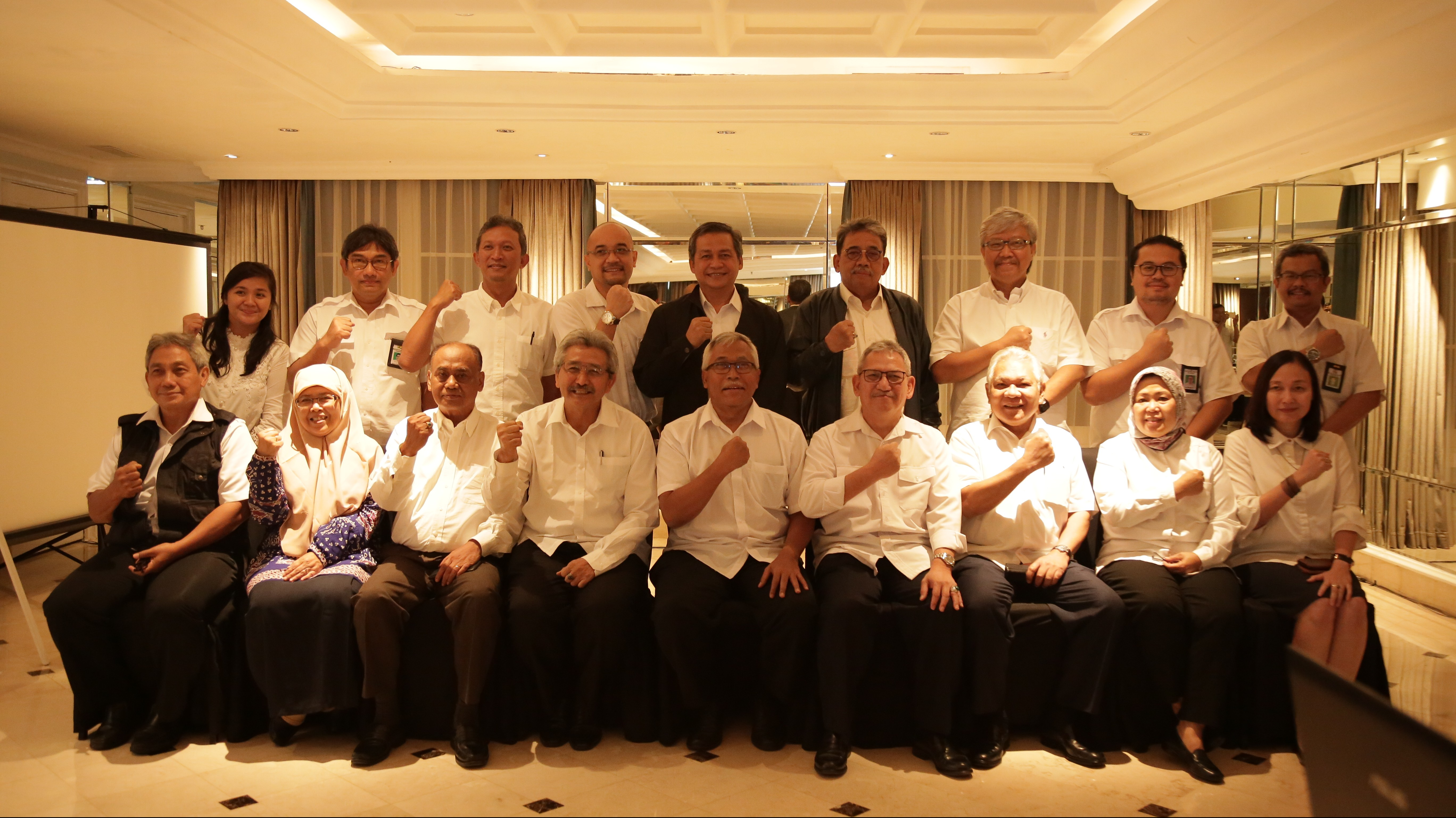 BPIW Libatkan Para Ahli Pengembangan Wilayah Untuk Menghasilkan Produk yang Lebih Berkualitas