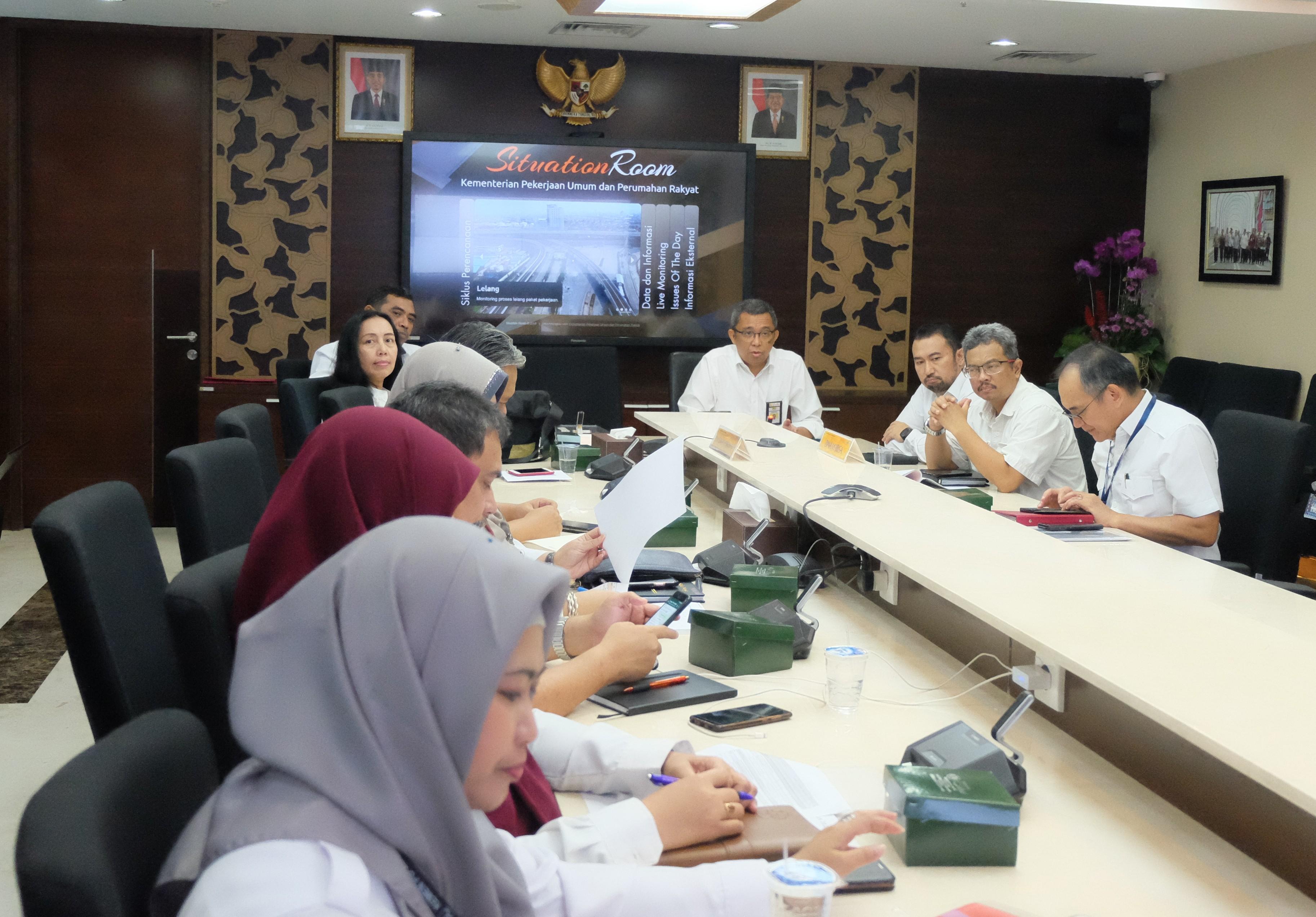 Kementerian PUPR Kembali Gelar Konreg Jarak Jauh