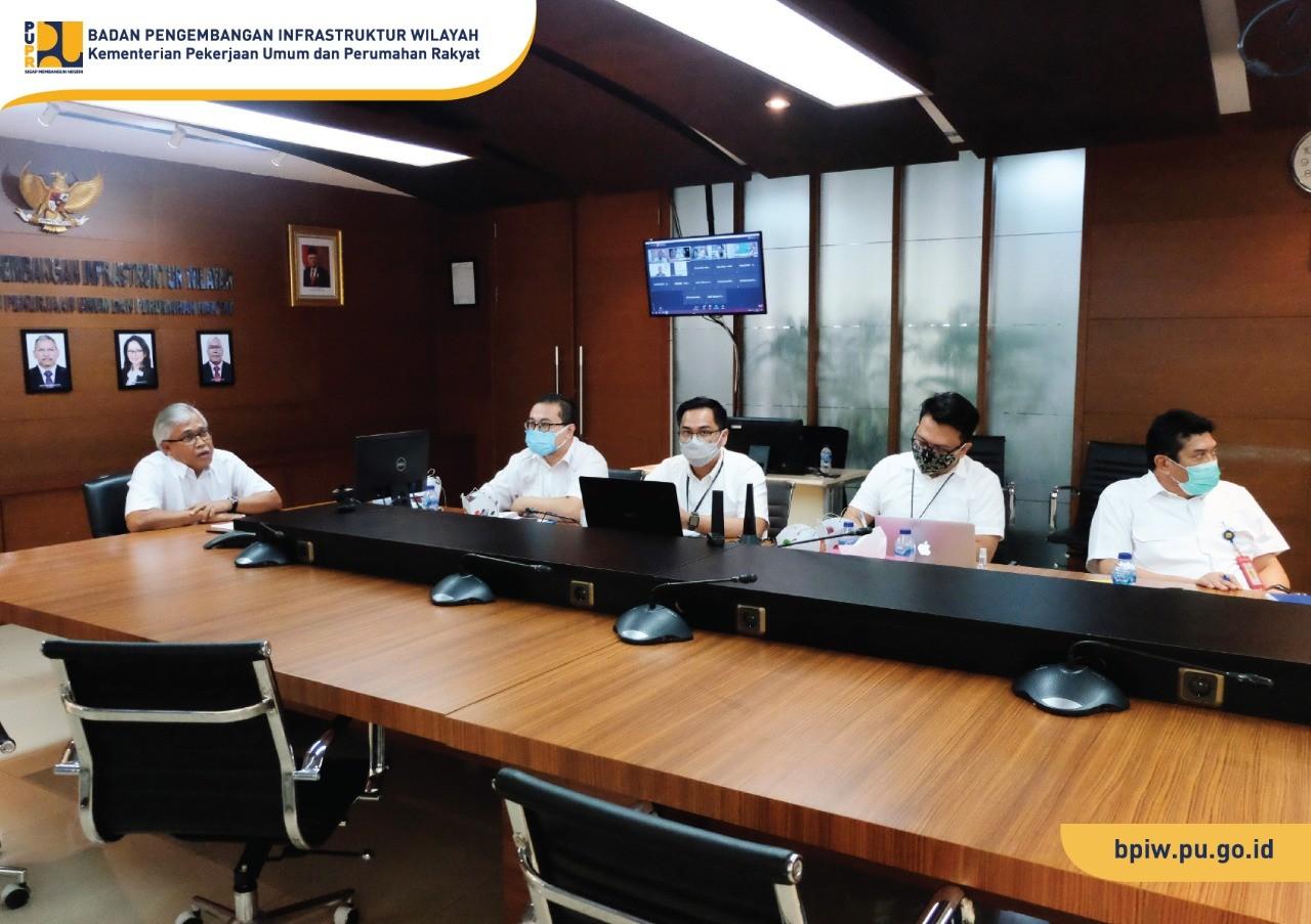Pembangunan Infrastruktur Prioritas Pemulihan Ekonomi Nasional Akibat Pandemi Covid-19