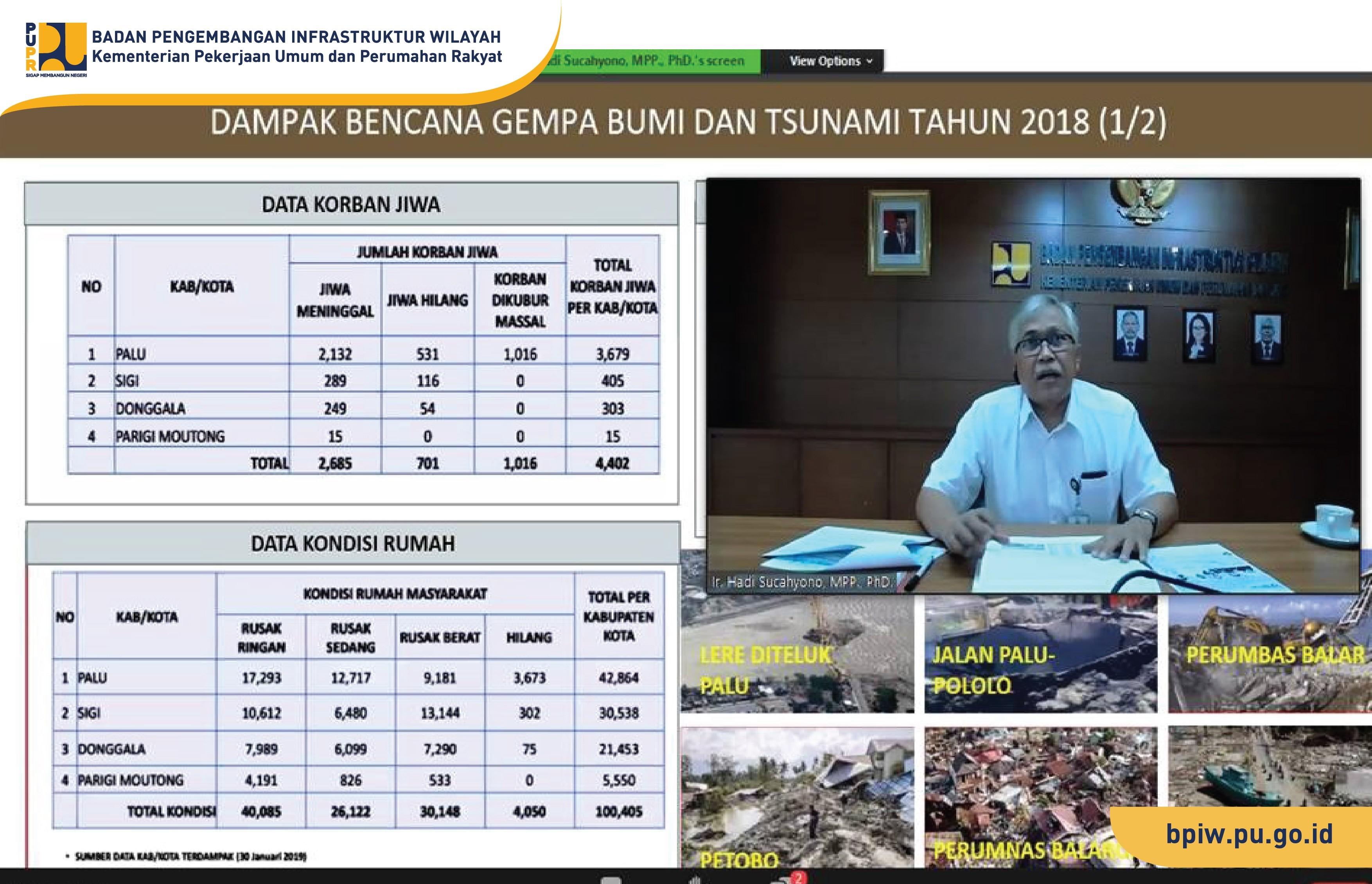 Analisis Geologi Dukung Akurasi Perencanaan Pembangunan Infrastruktur PUPR di Pasigala