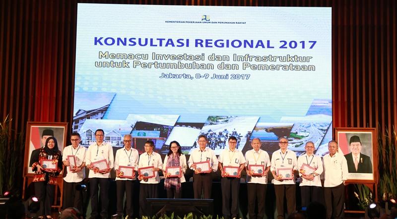 Tahun 2018,  Kementerian PUPR Akan Laksanakan 6 Prioritas Pembangunan Infrastruktur