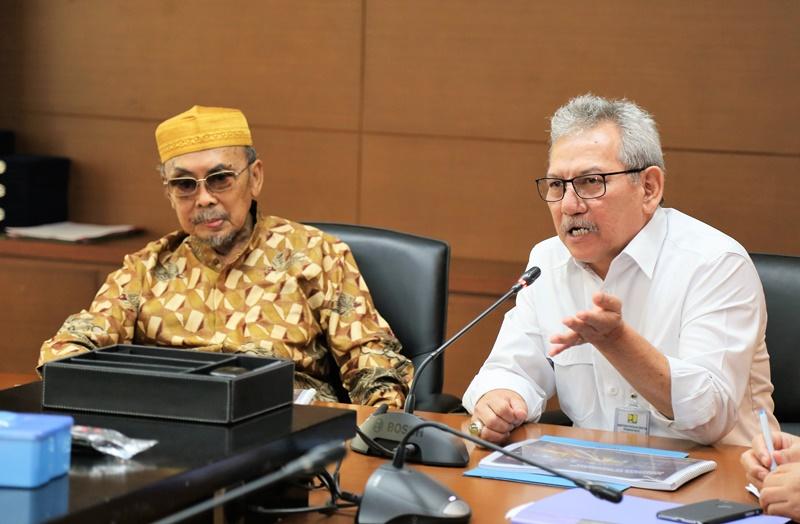 BPIW Gelar Audiensi Strategi Pembangunan Perkotaan Indonesia