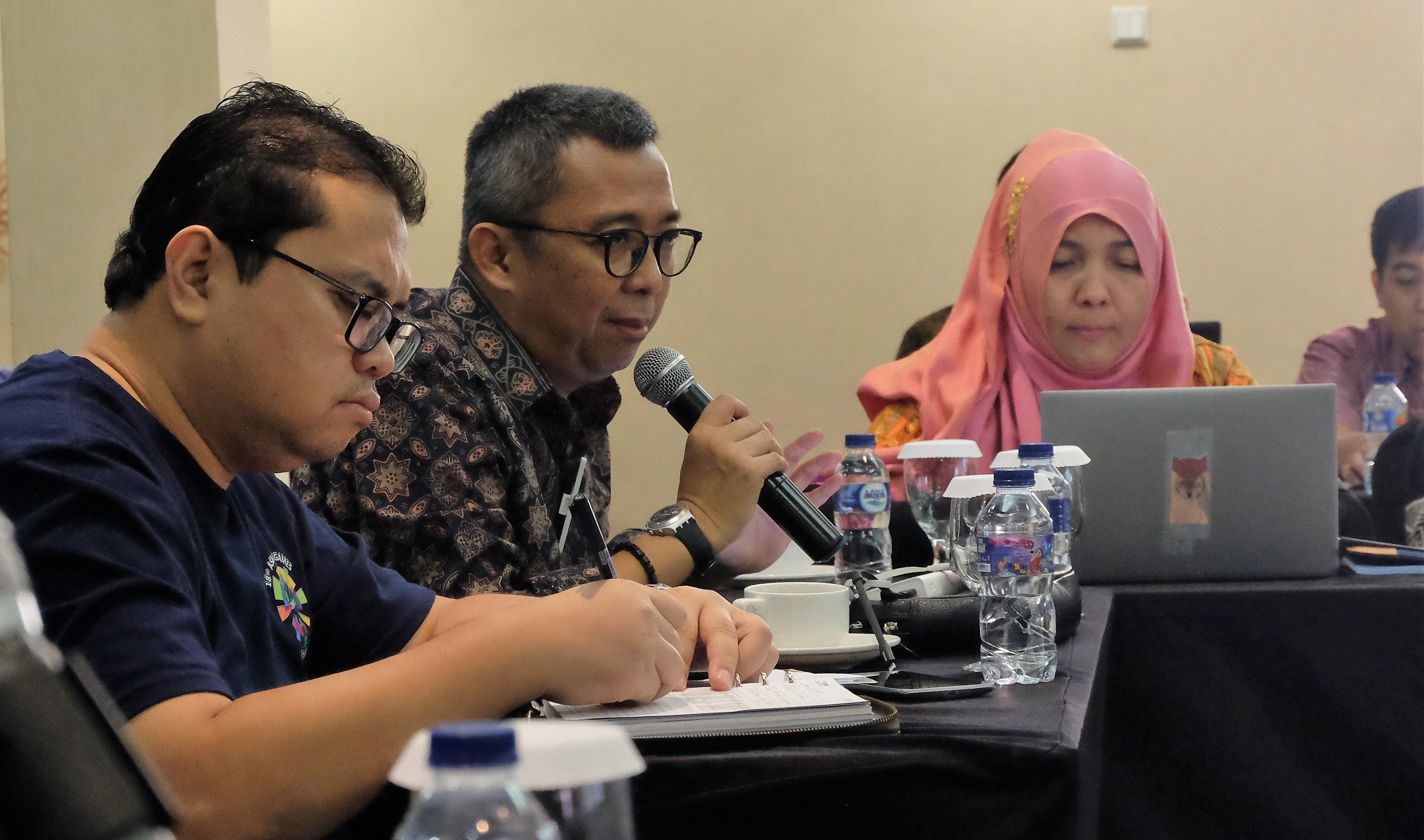 BPIW Samakan Persepsi untuk Menentukan Program Prioritas di Kementerian PUPR