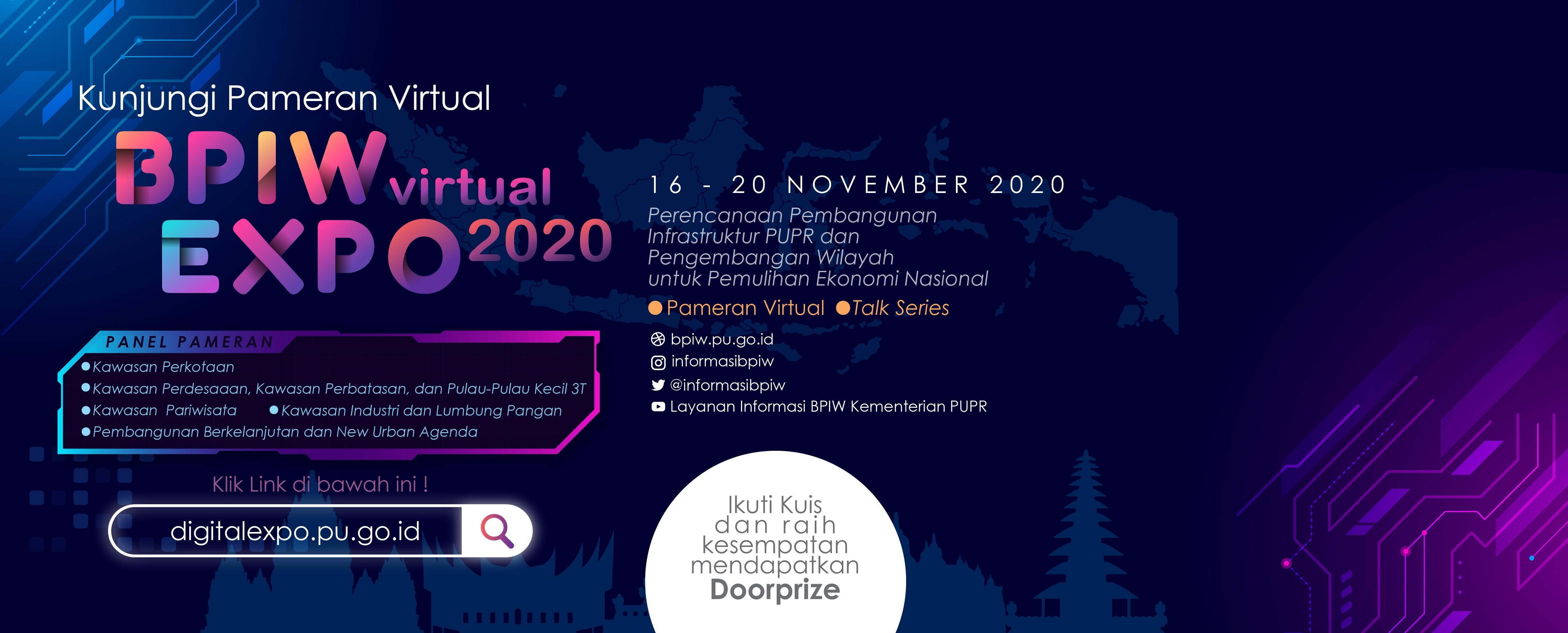 BPIW Virtual Expo 2020