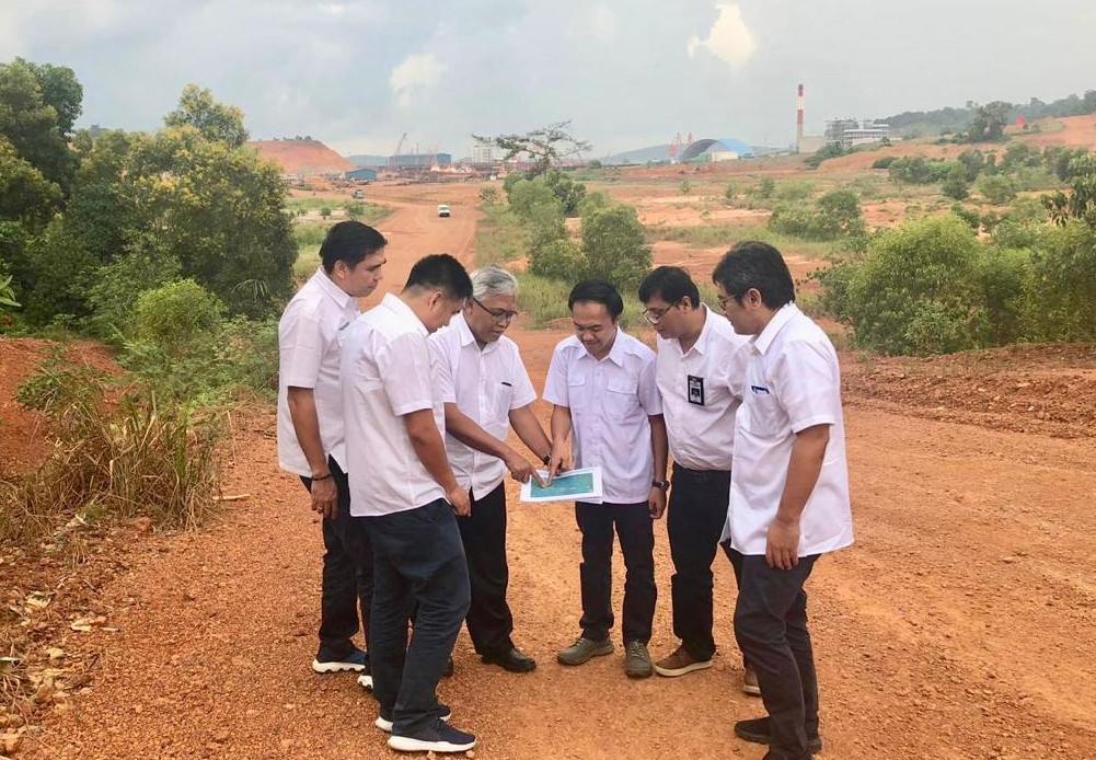 BPIW Lakukan Survei Landing Point Jembatan Batam-Bintan