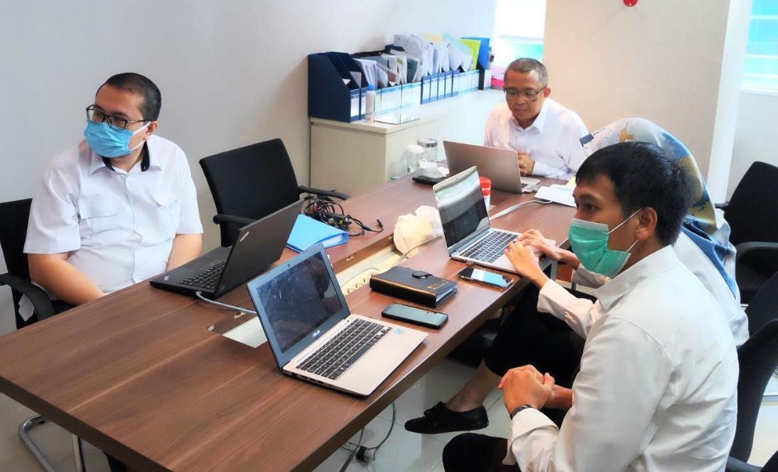 BPIW Ikuti Entry Meeting Pemeriksaan BPK