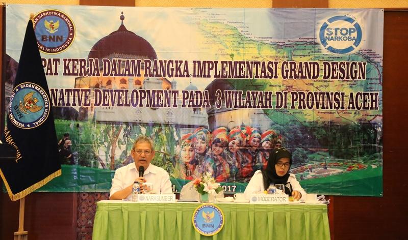 Kementerian PUPR Siapkan Dukungan Infrastruktur Untuk Tiga Kabupaten di Provinsi Aceh
