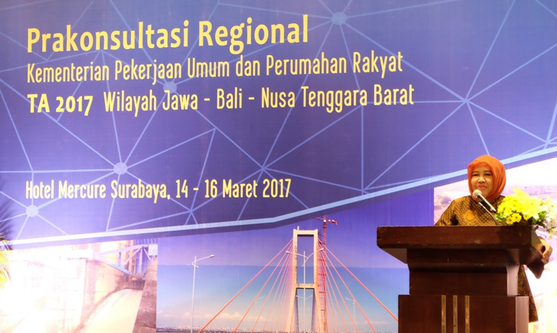 Kementerian PUPR Dorong Perencanaan dan Pemrograman Pengembangan Infrastruktur yang Kredibel