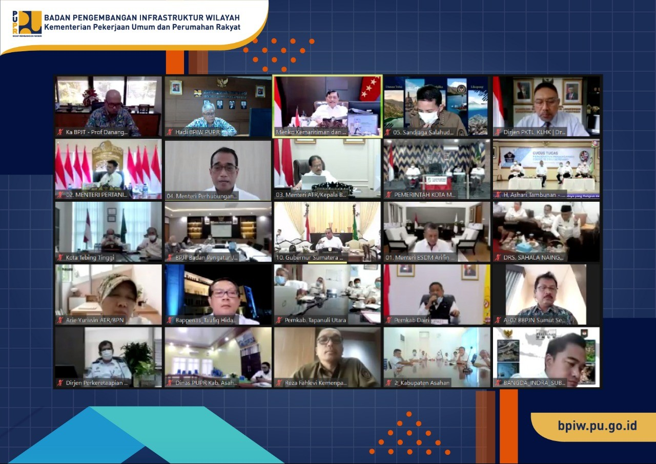 Kementerian PUPR Dukung Percepatan Pembangunan Infrastruktur Sumatera Utara