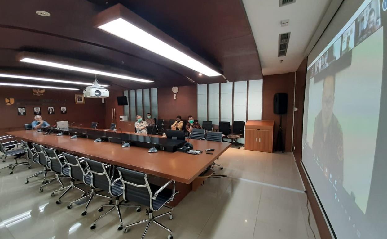 Ditengah Wabah Corona, Kementerian PUPR Terus Tingkatkan Kinerjanya