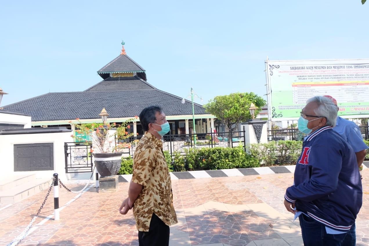 Kementerian PUPR Akan Dukung Pengembangan Demak Menjadi Ekowisata Religi