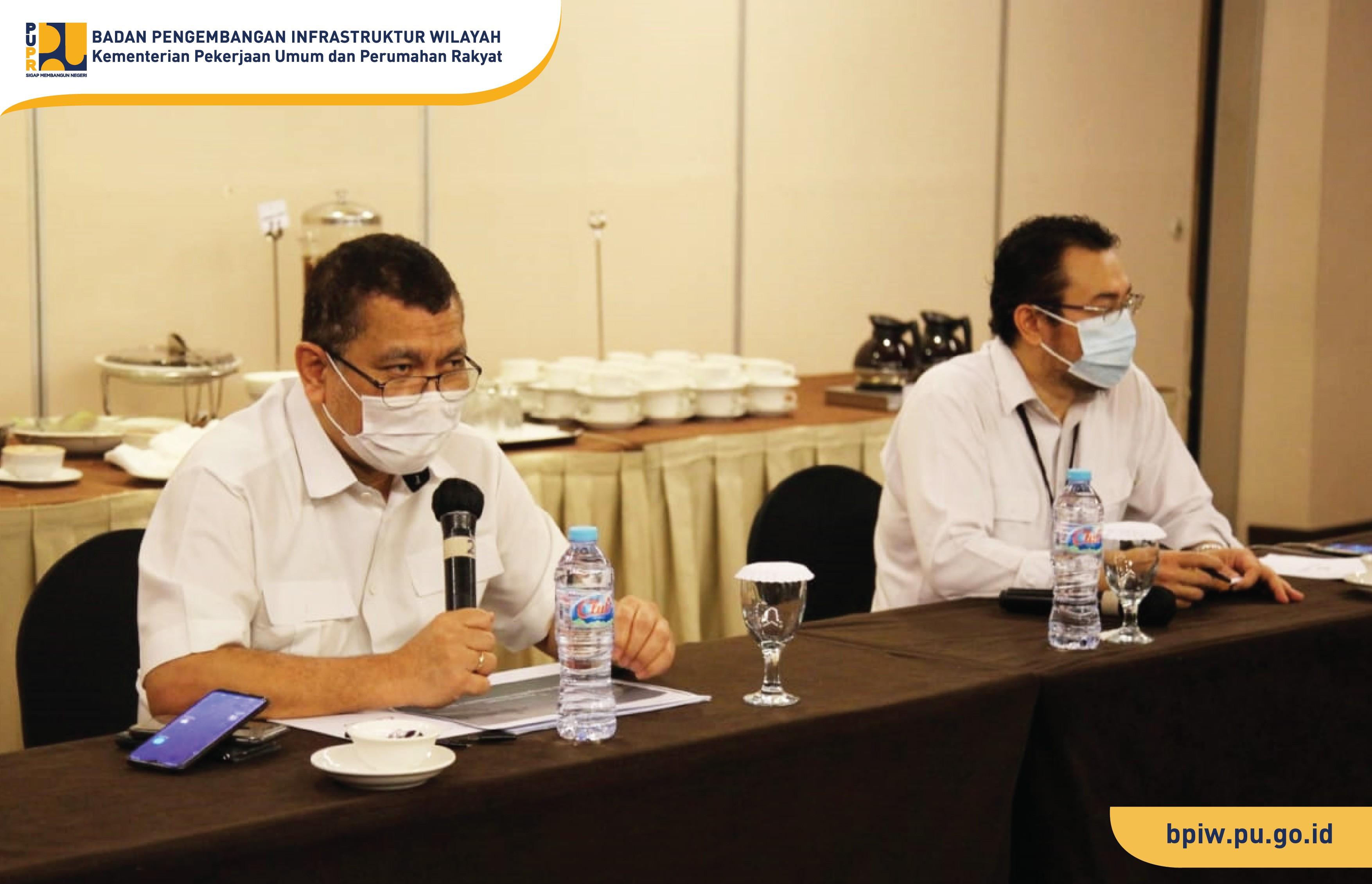 BPIW Dukung Percepatan Pemulihan Ekonomi Sulsel Melalui Pengembangan Metropolitan Mamminasata