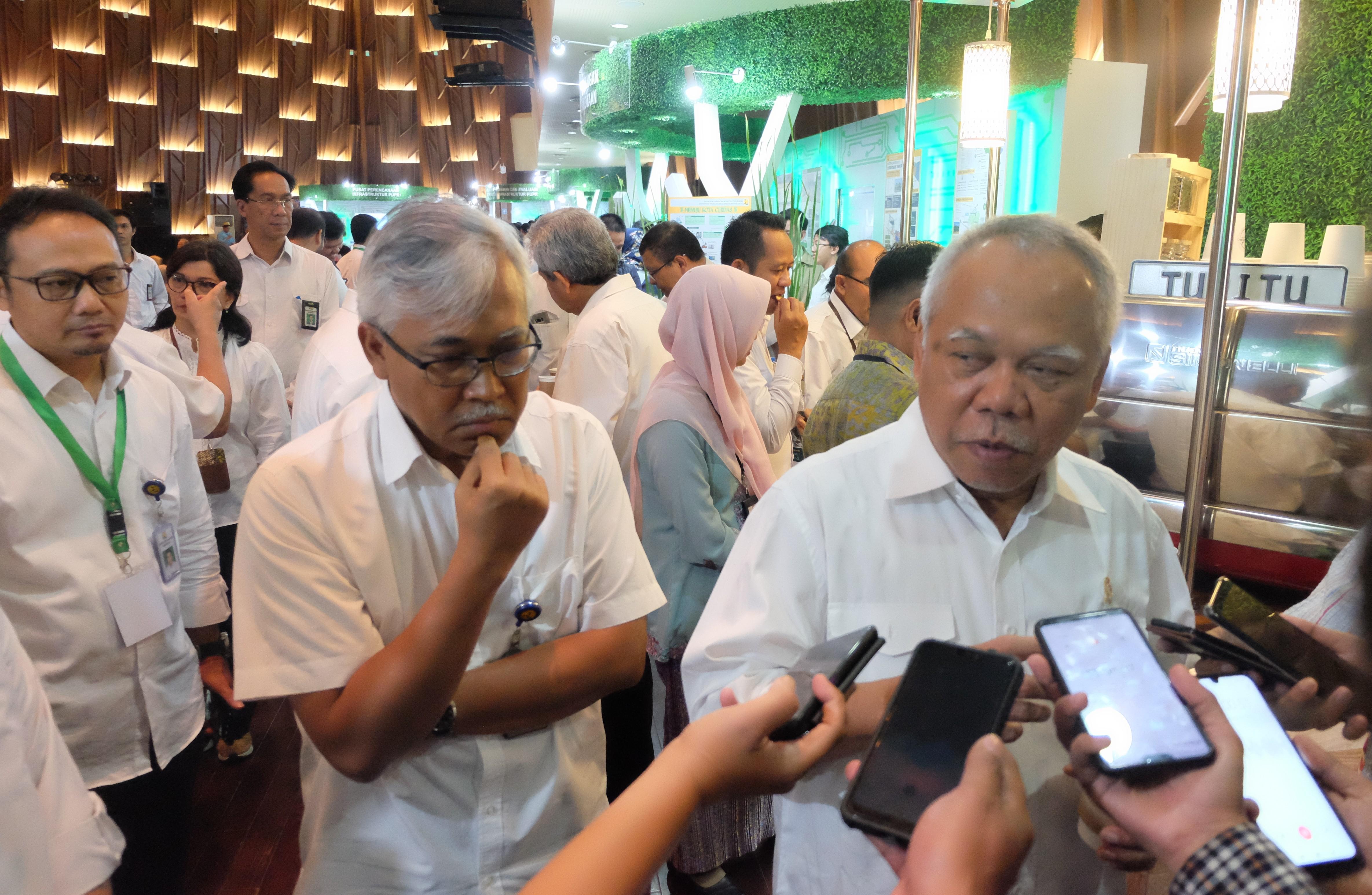 Menteri PUPR :  BPIW Harus Menjadi Leader dalam Perencanaan dan Pemrograman