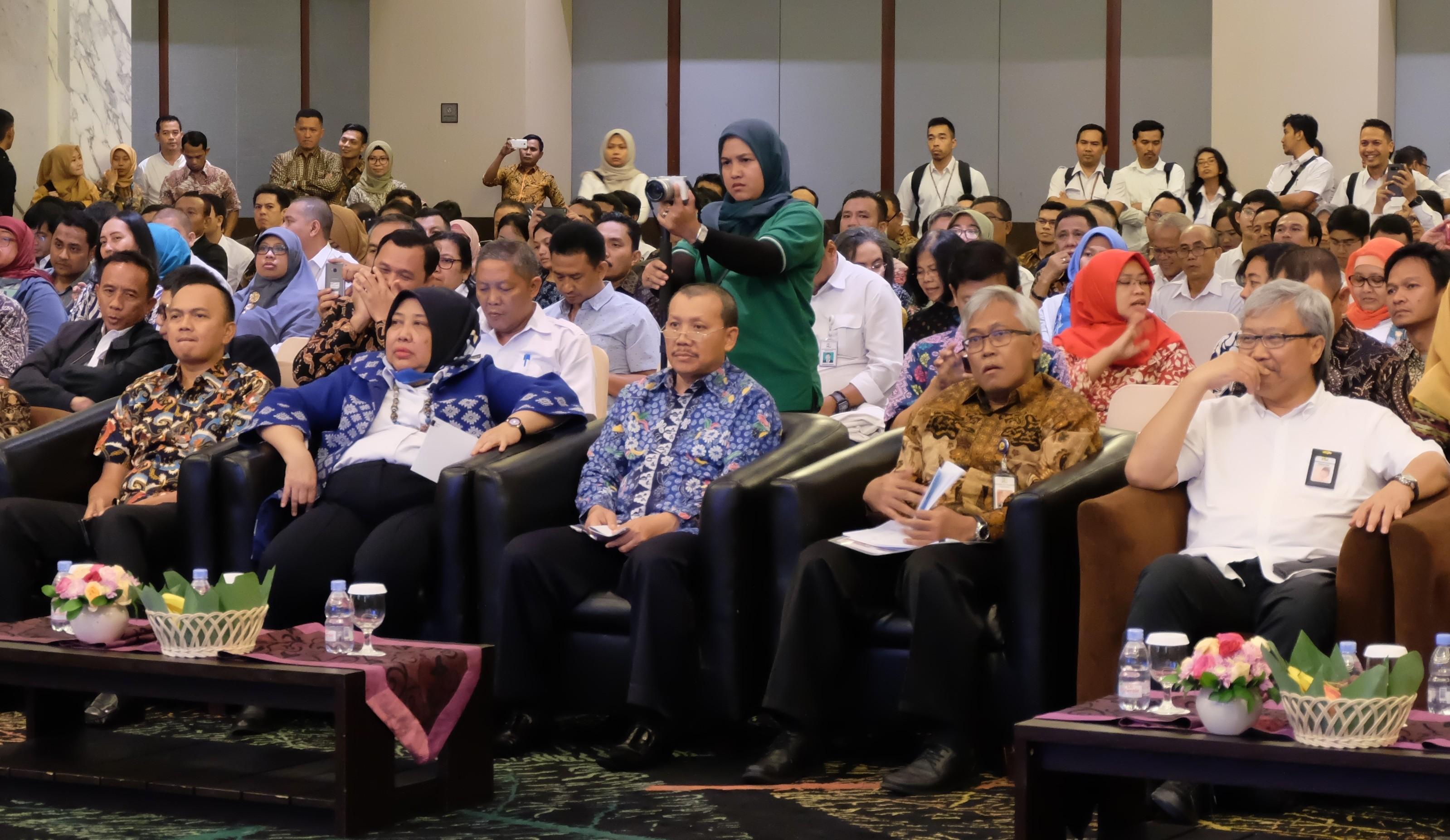 Langkah Tingkatkan Sinergitas Program PUPR Pusat dan Daerah