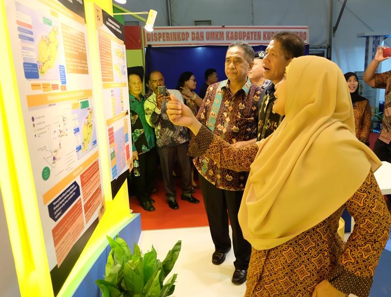 BPIW Ikut Serta Memeriahkan Nusantara Expo di Lembata Nusa Tenggara Timur