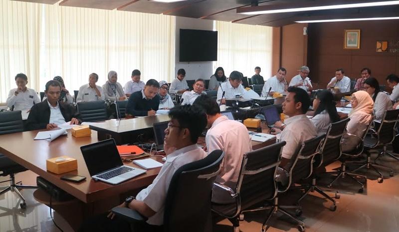 Bahas RPP Perkotaan, BPIW Gelar Rakor untuk Tampung Sejumlah Masukan