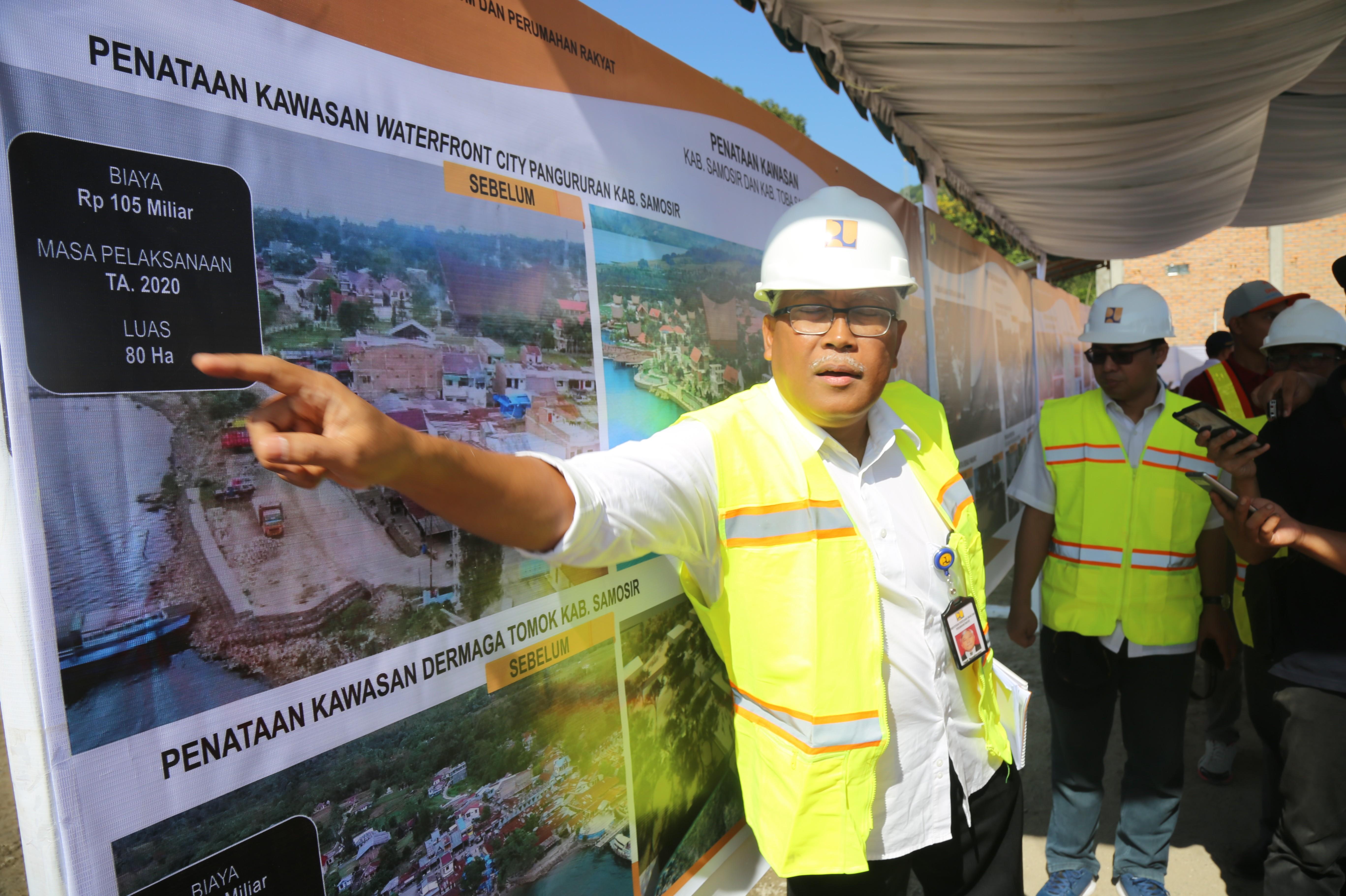 Pelebaran Alur Tano Ponggol Untuk Mendukung Peningkatan Kunjungan Wisatawan Mancanegara