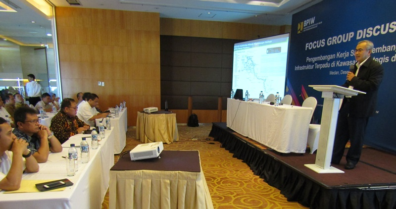 BPIW Kembangkan Skema Kerja Sama Pembangunan Infrastruktur Wilayah