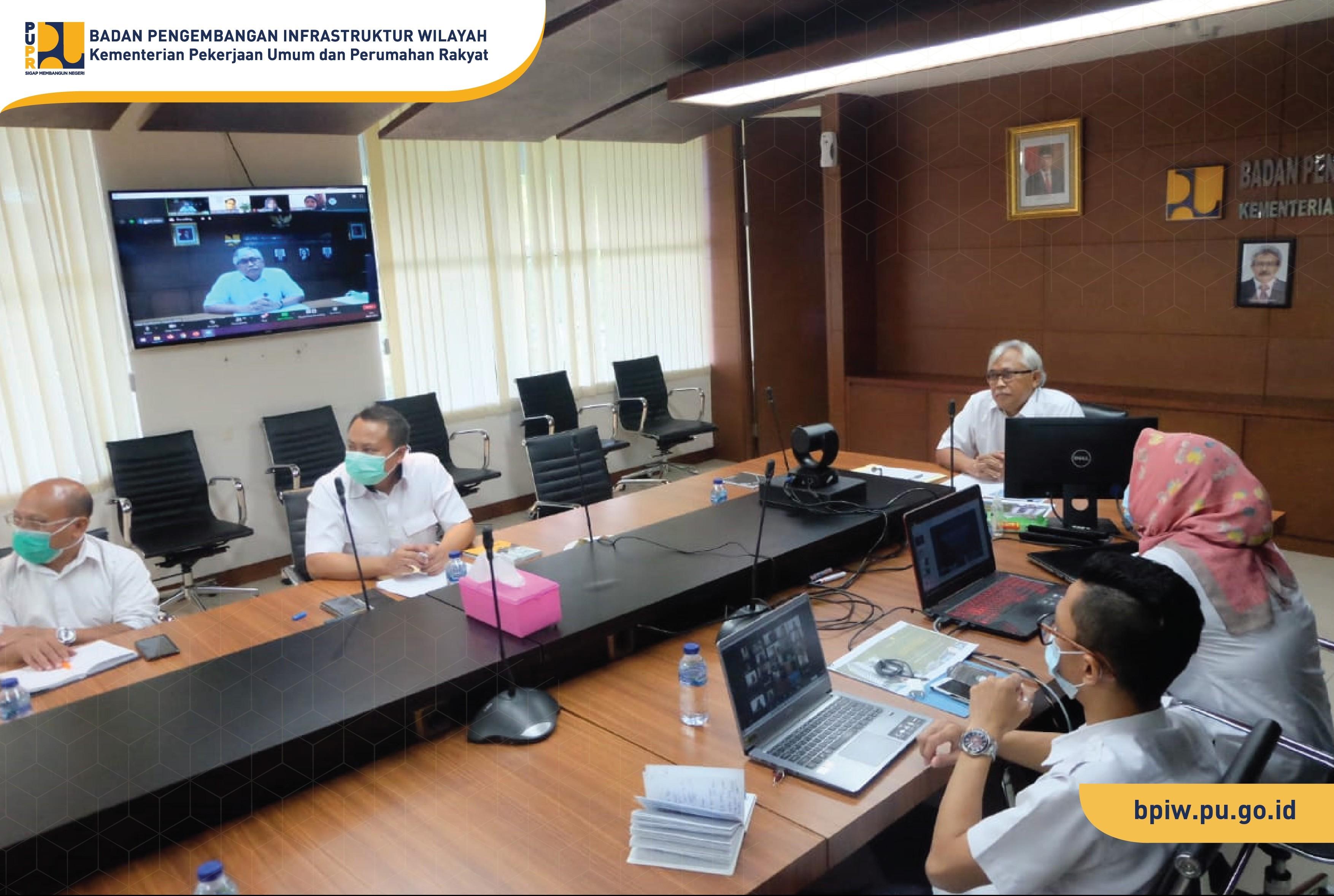 CPNS Peserta OJT di BPIW Dituntut Disiplin dan Mengembangkan Diri