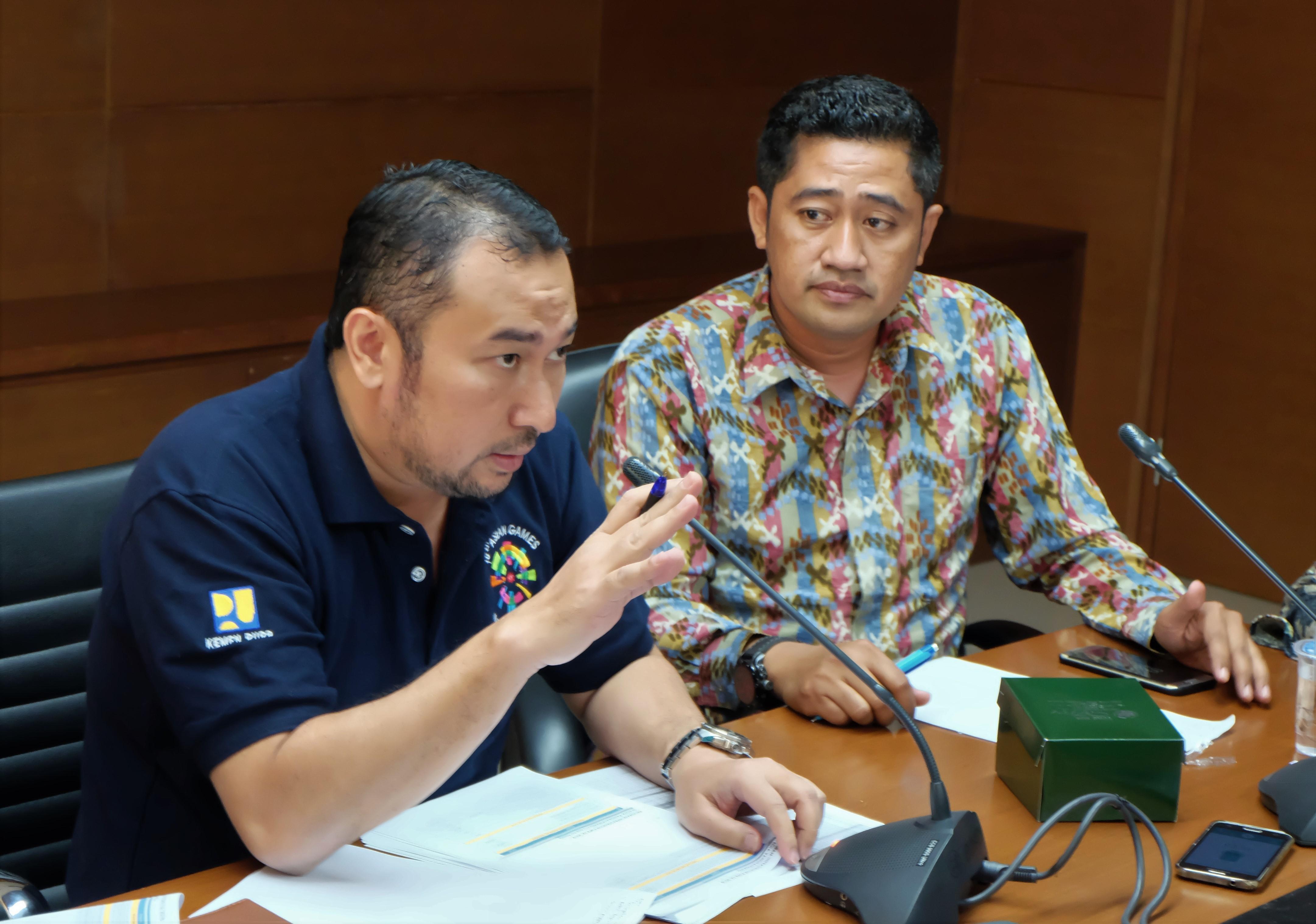 Kunjungi BPIW, DPRD Kota Pangkalpinang Koordinasikan Program infrastruktur