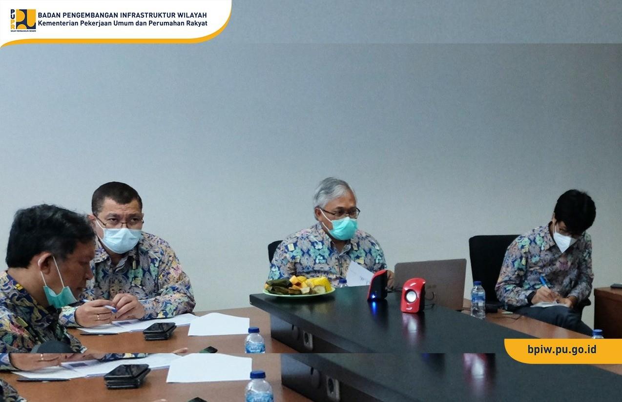 Tajamkan Konsep Pengembangan Kedungsepur, BPIW Gali Masukan dari Empat Sektor di Kementerian PUPR
