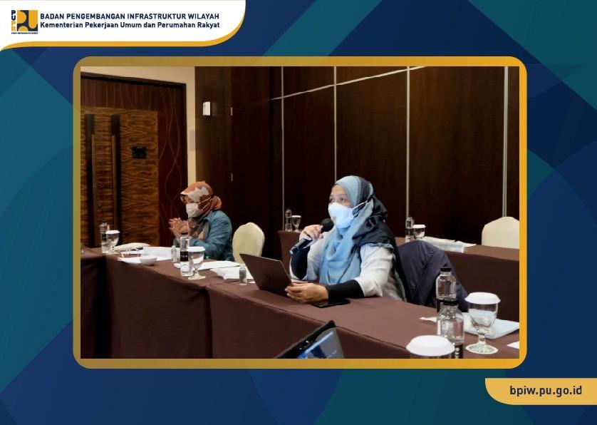 BPIW Dukung Percepatan Pengembangan PKN dan PKW di Bengkulu, Sumsel dan Lampung