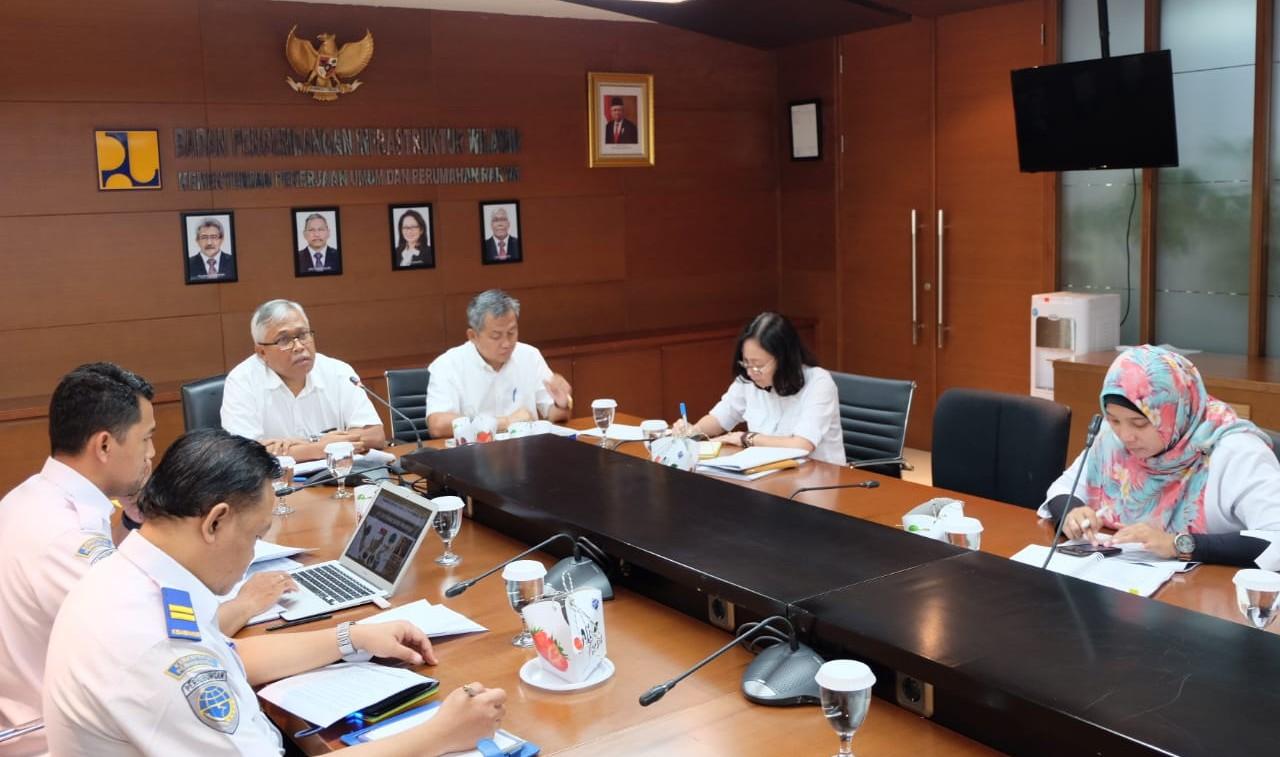 Percepat Pengembangan KSPN Borobudur dan Sekitarnya, BPIW Siapkan Rencana Aksi 2020-2024