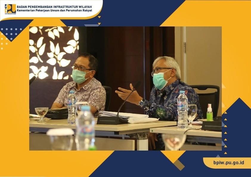 BPIW Komitmen Tingkatkan Kualitas serta Pemerataan Pembangunan