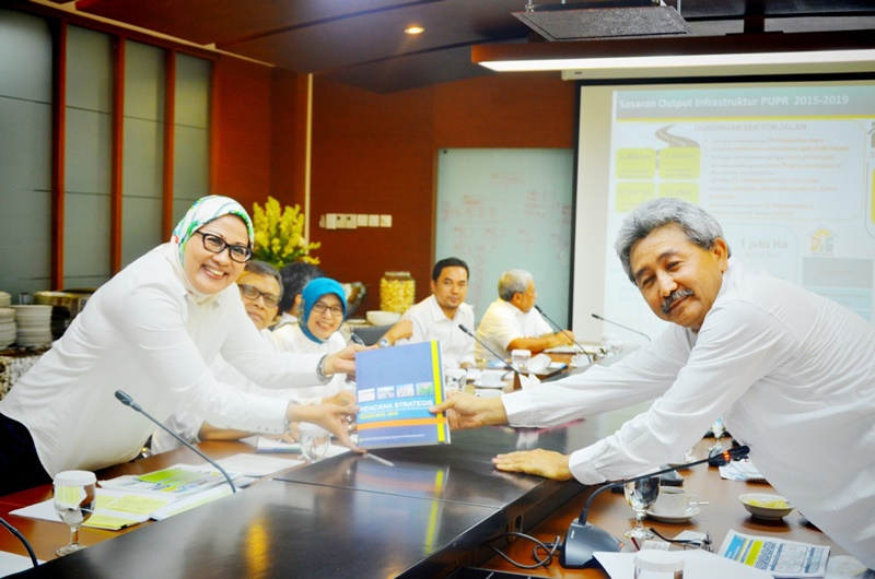 BPIW Komitmen Memajukan Kawasan Transmigrasi