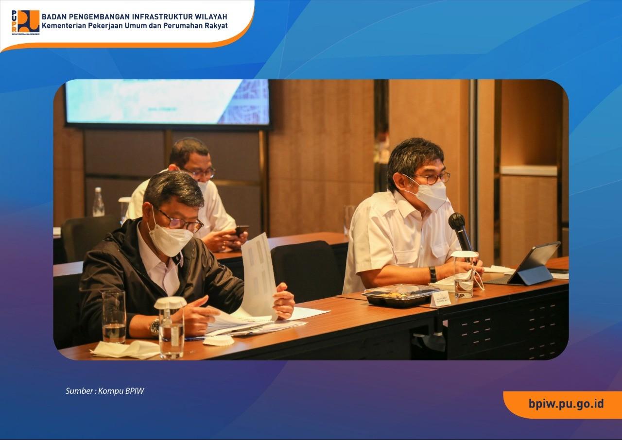 BPIW Siap Menggelar Rakorbangwil Bidang PUPR 2021 untuk Arahan Program Pembangunan Infrastruktur PUPR 2023