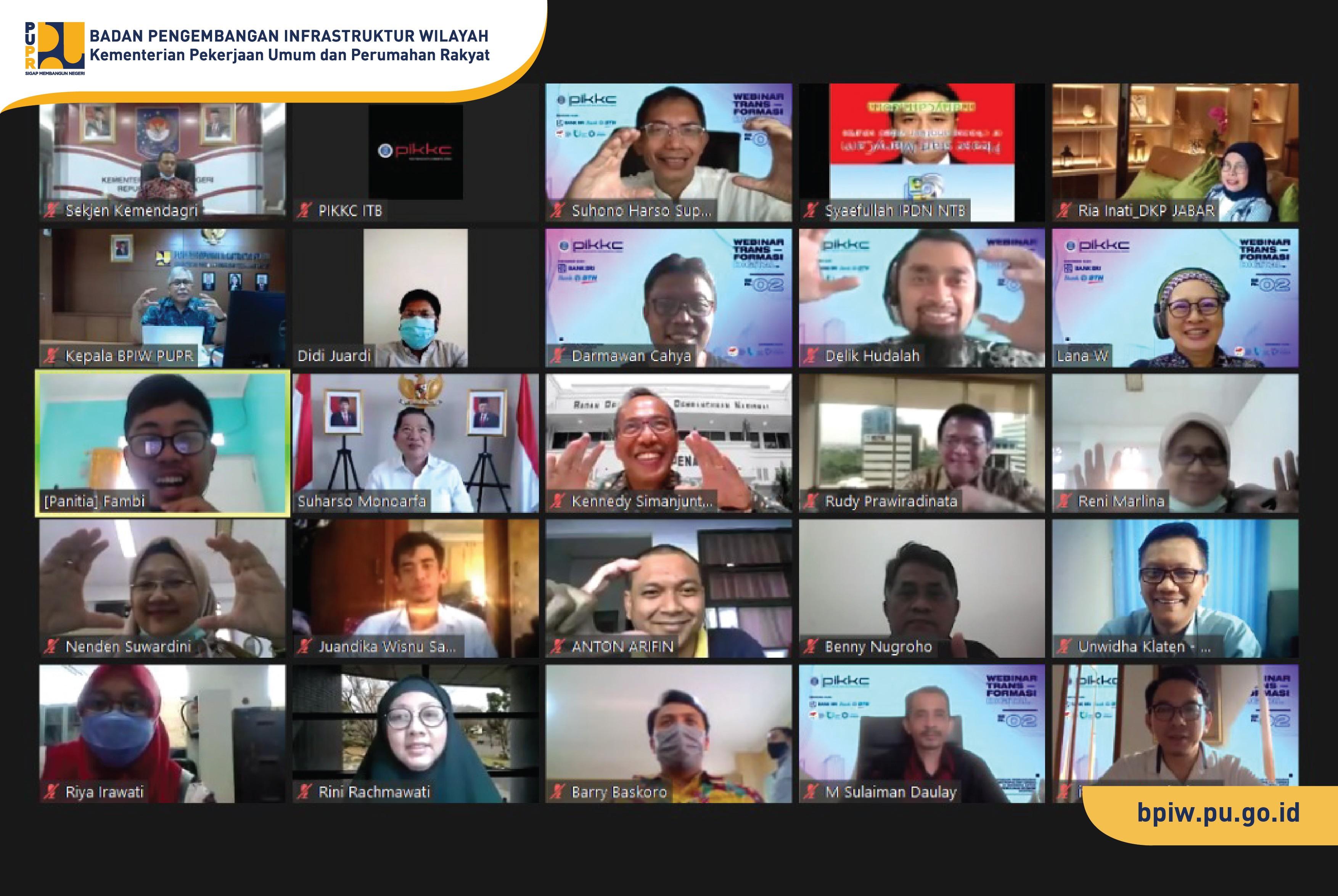 Perlu Replikasi Penerapan Metropolitan Cerdas di 10 Metropolitan di Indonesia